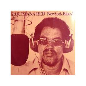 Cover - Louisiana Red: New York Blues