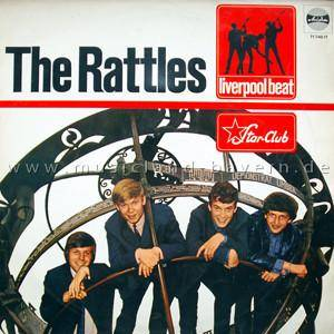 Cover - Rattles, The: Liverpool Beat
