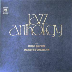 Cover - Chick Webb Orchestra: Jazz Anthology - From King Oliver To Ornette Coleman -