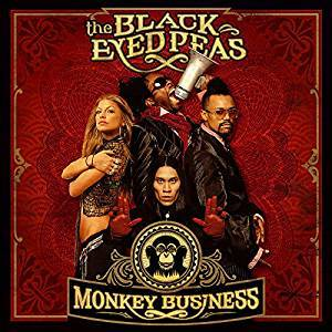Cover - Black Eyed Peas, The: Monkey Business