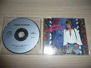 Cover - Steve Thomson: Dream On
