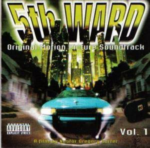 Cover - Woss Ness: 5th Ward - Original Motion Picture Soundtrack Vol. 1