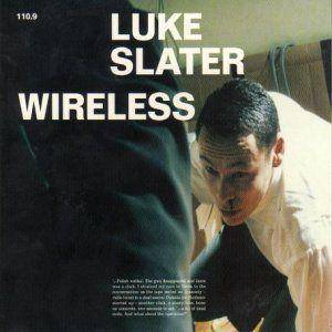 Cover - Luke Slater: Wireless