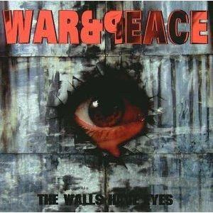 War & Peace: Walls Have Eyes, The - Cover
