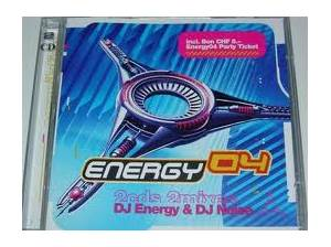 Energy04 (DJ Energy & DJ Noise) - Cover