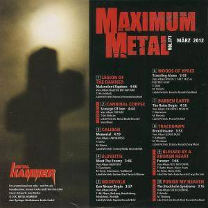 Metal Hammer - Maximum Metal Vol. 171 (CD) - Bild 2