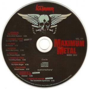 Metal Hammer - Maximum Metal Vol. 171 (CD) - Bild 3