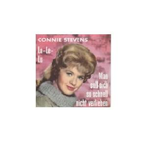Cover - Connie Stevens: La-Le-Lu