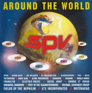 Around The World - Midem '99 - Cover
