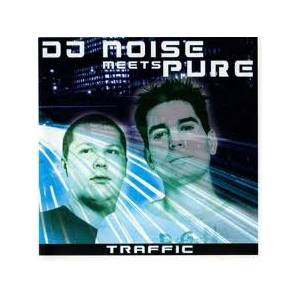 Cover - Phil Green: Traffic DJ Noise Meets Pure