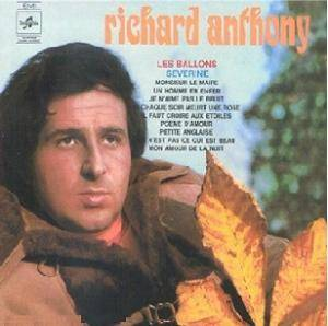 Cover - Richard Anthony: Aranjuez Mon Amour
