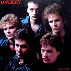 Cover - Loverboy: Keep It Up