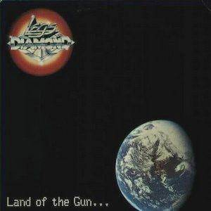 Cover - Legs Diamond: Land Of The Gun