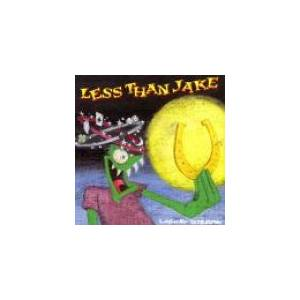 Less Than Jake: Losing Streak (CD) - Bild 1
