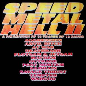 Cover - Tempter: Speed Metal Hell II