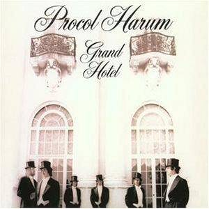 Procol Harum: Grand Hotel - Cover