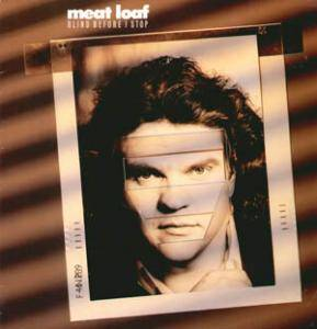 Meat Loaf: Blind Before I Stop (LP) - Bild 1