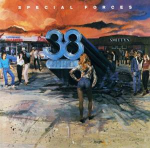 38 Special: Special Forces - Cover