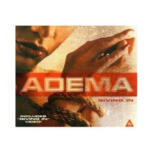 Cover - Adema: Giving In