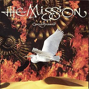 The Mission: Carved In Sand (LP) - Bild 1