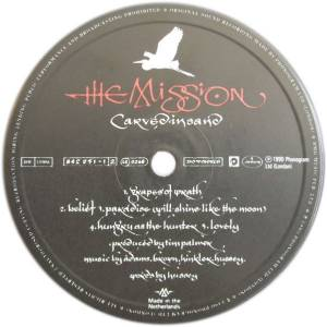 The Mission: Carved In Sand (LP) - Bild 4