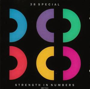 38 Special: Strength In Numbers - Cover