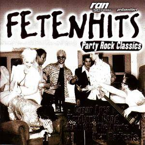 Fetenhits - Party Rock Classics - Cover