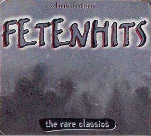 Fetenhits - The Rare Classics - Cover
