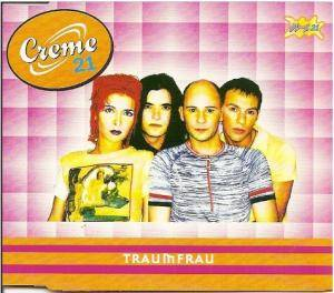 Cover - Creme 21: Traumfrau