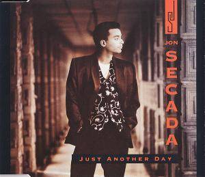 Jon Secada: Just Another Day - Cover