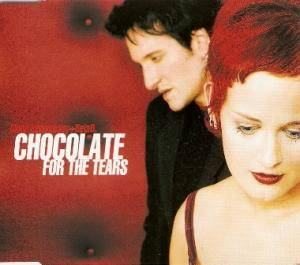 Diane Lemonbaby und Bela B. / Bela B. And The Western Playboys / The Chainsaw Hollies: Chocolate For The Tears (Split-Single-CD) - Bild 1