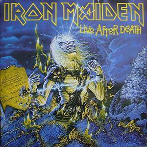 Iron Maiden: Live After Death (2-LP) - Bild 1