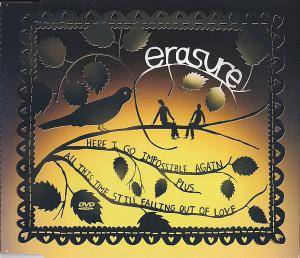 Erasure: Here I Go Impossible Again / All This Time Still Falling Out Of Love - Cover