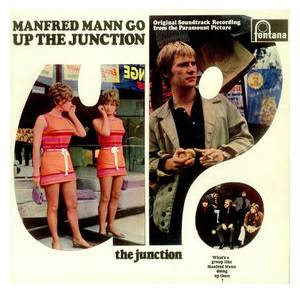 Cover - Manfred Mann: Up The Junction
