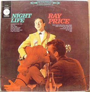 Cover - Ray Price: Night Life