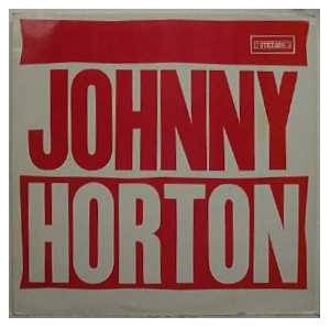 Cover - Johnny Horton: More Johnny Horton Specials