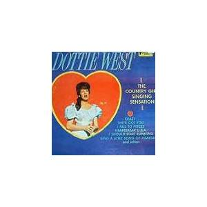 Cover - Dottie West: Country Singing Sensation