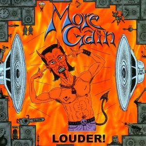 Cover - More Gain: Louder