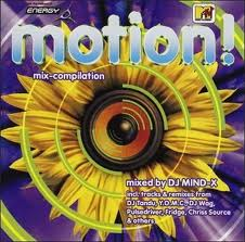 Cover - Various Artists/Sampler: Motion! Mixed By DJ Mind-X
