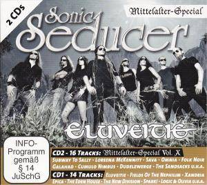 Sonic Seducer - Cold Hands Seduction Vol. 128 (2012-03) - Cover