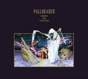 Cover - Pallbearer: Sorrow And Extinction