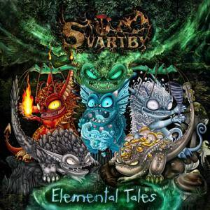 Svartby: Elemental Tales - Cover