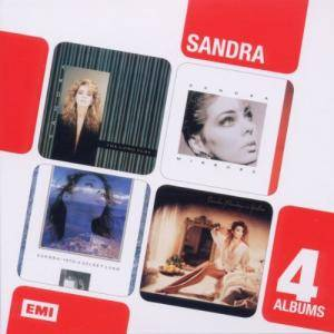 Cover - Sandra: Long Play / Mirrors / Into A Secret Land / Paintings In Yellow, The