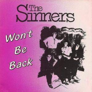 Cover - Sinners, The: Won't Be Back/Suspicious Minds