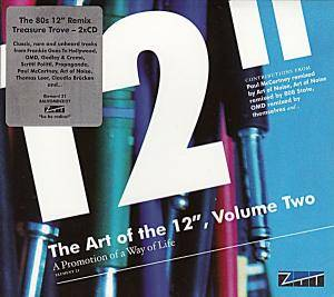 "Cover - Act: Art Of The 12"", Volume Two, The"
