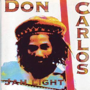 Cover - Don Carlos: Jah Light