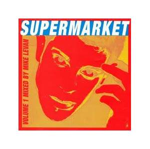 Cover - New Phunk Theory: Supermarket - Vol.1 Mixed By Mike Levan