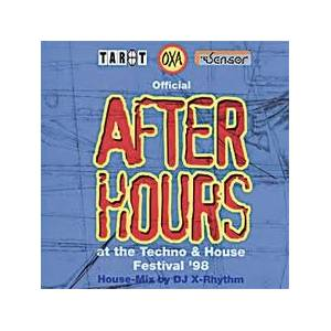 Cover - Olav Basoski: After Hours At The Techno & House Festival '98 (Mixed By DJ X-Rhythm)
