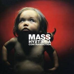 Cover - Mass Hysteria: Contraddiction
