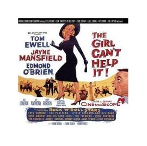 Cover - Treniers, The: Girl Can't Help It - Original Soundtrack, The